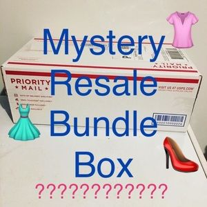 Resale or keep mystery box (3 or more items)